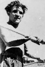 My grandfather Boxer Fredi