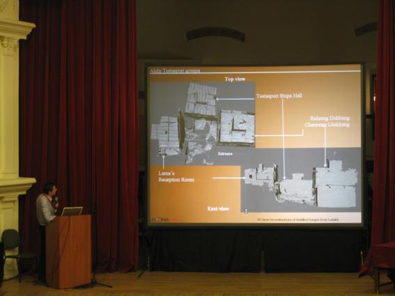 Presentation at Sibiu by Dragos Ene