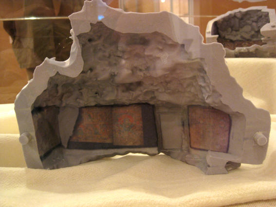 3D model of Sasspol cave by INOE