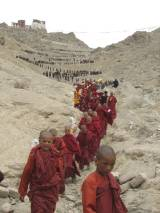Buddhapurnima in Leh May 2007
