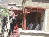 German Ambassador inaugurates THF Ladakh project