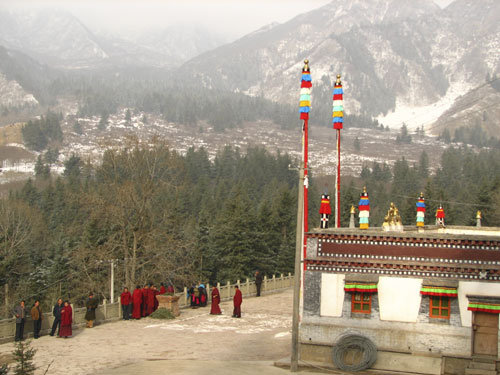 Samtenling Monastery (sgrub sde bsam gtan gling)