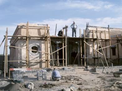 Restoration of Judamiin dugan
