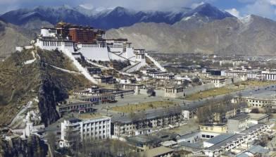 Lhasa Potala Palace (Ken Okuma 2000)