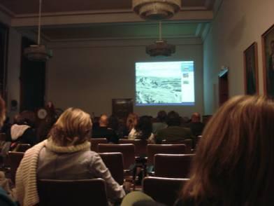 Prof. Dr. Heather Stoddard delivers paper at Humboldt University Dec. 5