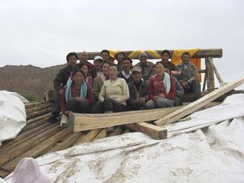 The THF Amdo team 2009