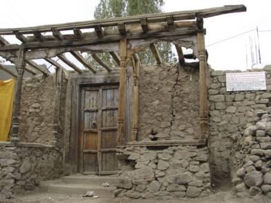 Tehsildarh gate Leh, original condition April 2008