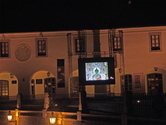Exhibition at Sibiu by INOE