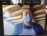 Yutaka presenting THF/LOTI work in Ladakh