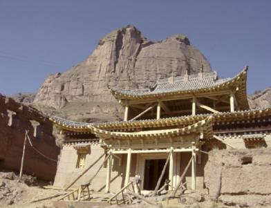 THF restoration of Ragya Monastery