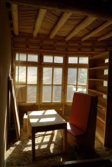 Furniture designed by Franco Berardi