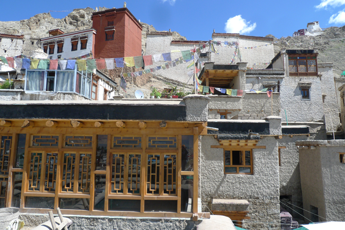 Gotal Rigzin house, where the Artisans, Artists, Architects House  aka Himalayan Bauhaus.
