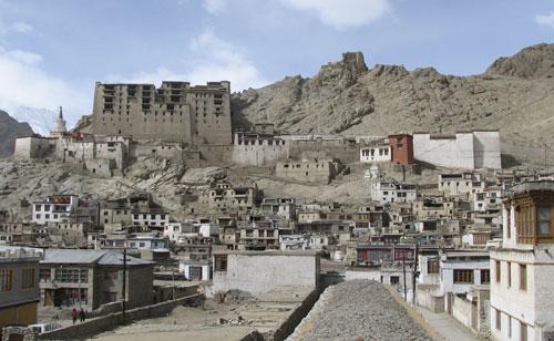 Leh Old Town (Alexander 06)
