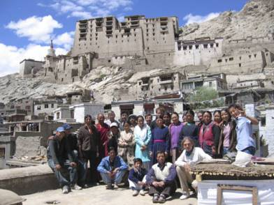 Leh project team 2005
